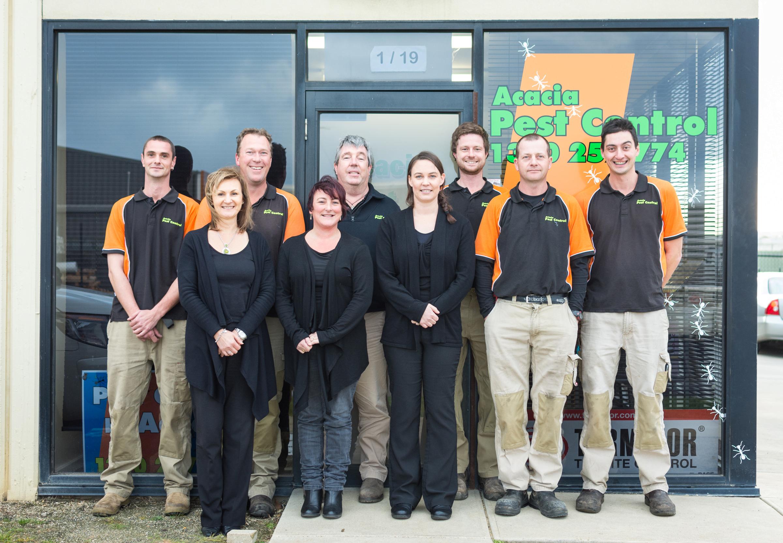 Commercial Pest Control Geelong | Acacia Pest Control